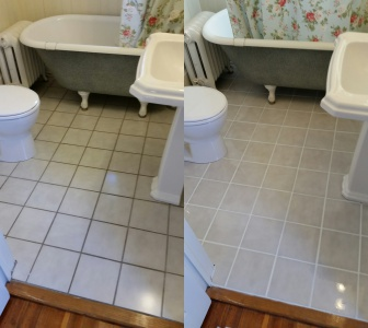 The Grout Doctor 174 Grout Tile And Stone Cleaning