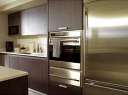 Stainless Steel Appliances after Enduroshield